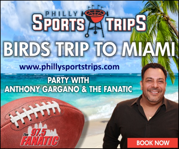 Birds Trip to Miami with 97.5 The Fanatic