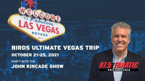 Birds Ultimate Vegas Trip